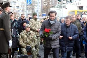"""Нищук не виключає, що пам'ятник Петлюрі """"замінить"""" Щорса"""