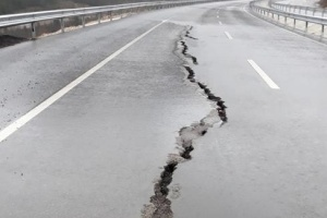 В Турции перекрыли автомагистраль на Анталию