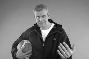 Ушел из жизни пятикратный чемпион Украины по баскетболу Александр Окунский