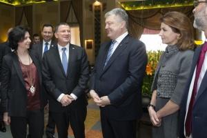 Порошенко надеется, что Кнессет признает Голодомор геноцидом