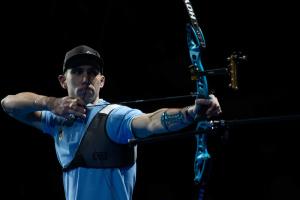 Стрільба з лука: Макаревич виграв «срібло» на етапі Кубка світу