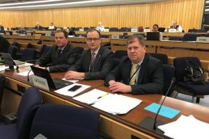 Україна представила у Лондоні докази порушень РФ міжнародного морського права