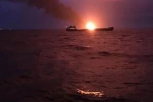 Зросла кількість жертв пожежі у Керченській протоці