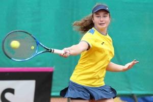 Українка Снігур вийшла до 1/8 фіналу юніорського Australian Open