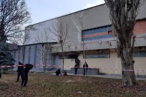 На території санаторію в Одесі стався вибух