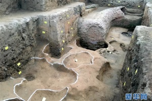 У Піднебесній археологи знайшли руїни 2000-річного монетного двору