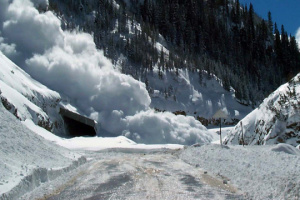 Avalanche risk remains in mountainous areas of Ivano-Frankivsk region