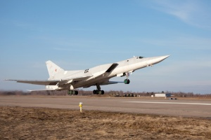 В России разбился бомбардировщик Ту-22 - СМИ