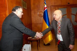 Венгрия готова поддержать Украину на пути евроинтеграции - посол