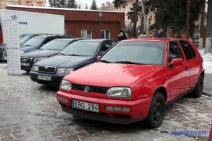 Минобороны, полиция и ГСЧС получили конфискованные судами авто на 21 миллион