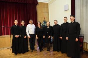 Другий українсько-угорський фестиваль колядок відбувся у Будапешті