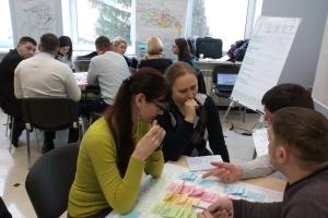 В Ивано-Франковске представителей громад учат, как воплотить опыт Дании и Швеции
