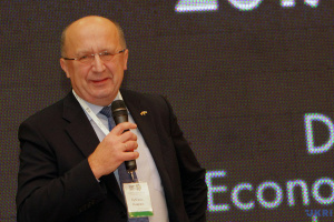 Андрюс Кубілюс, екс-прем'єр Литви, кандидат на пост генсека РЄ