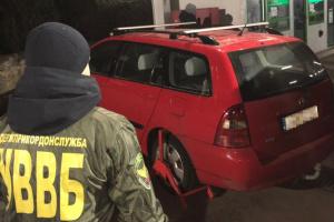 На Львовщине разоблачили схему незаконного ввоза авто в Украину