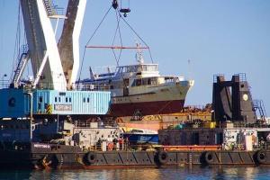 У портах України — 15 іноземних суден-порушників, які заходили на окуповані території