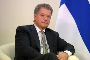 Кризу в РЄ спричинила анексія Криму Росією – президент Фінляндії
