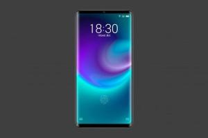Meizu разработала первый в мире смартфон без отверстий