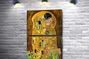 Позолота жіночих образів в картинах Густава Клімта