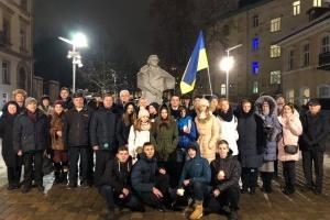 У Вільнюсі на честь Дня Соборності відслужили Службу та відкрили виставки
