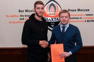 Защитник «Александрии» Бондаренко перешел в «Шахтер»