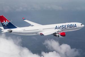 Serbia reanuda vuelos directos a Ucrania
