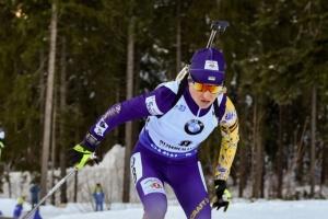 Биатлон: Пидгрушная, сестры Семеренко, Меркушина и Журавок будут бежать спринт в Антхольце