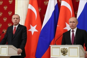 Эрдоган после встречи с Путиным анонсировал сирийский саммит