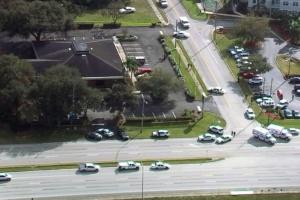 Нападение на банк во Флориде: погибли пять человек
