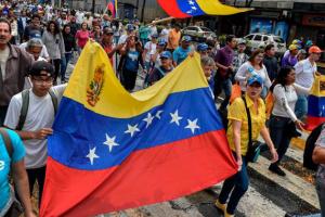 Швеция и Дания поддержали лидера оппозиции в Венесуэле