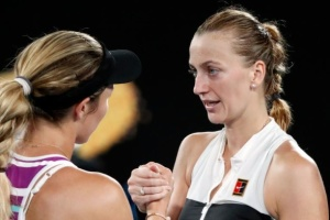 Чешка Квітова обіграла американку Коллінз і вийшла у фінал Australian Open
