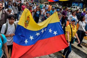 Протесты в Венесуэле: ЕС поддерживает главу парламента и призывает к перевыборам