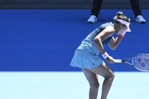 Японка Осака обыграла чешку Плишкову и стала второй финалисткой Australian Open