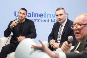 Переговори у Давосі завжди приносять Києву нові проекти та ідеї - Кличко