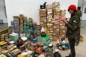 Художники показали свой взрослый опыт в Киеве