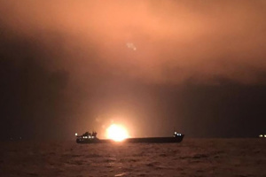 Росія збільшила майже втричі затримки українських суден у Керченській протоці