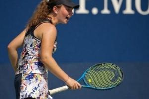 Українка Снігур вийшла до півфіналу юніорського Australian Open