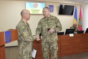 Донецько-Луганському управлінню прикордонслужби представили нового очільника