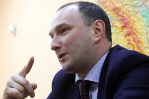 Єгор Божок, голова Служби зовнішньої розвідки України