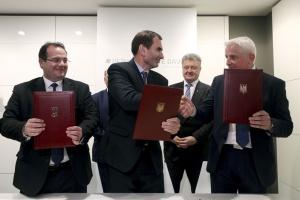 Davós: Invierten en una de las plantas eólicas más grandes de Europa que se ubicará en Ucrania
