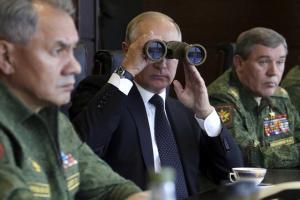 Wladimir Putin ordnet Prüfung der Einsatzbereitschaft der Armee an