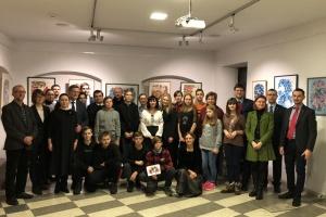 У Вільнюсі проходить виставка Петриківського розпису