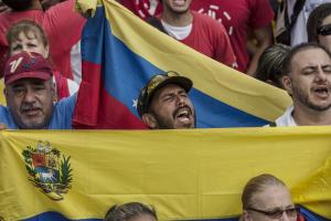 США направят $40 миллионов на поддержку оппозиции Венесуэлы