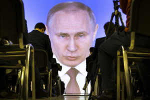 Kremlin's foreign policy - chess and bluffing