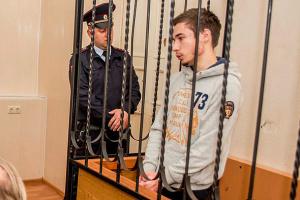 Павел Гриб накануне суда увиделся с матерью