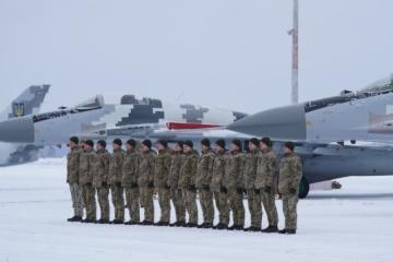L'année dernière, les Forces armées ukrainiennes ont reçu 50 avions et hélicoptères (photos)