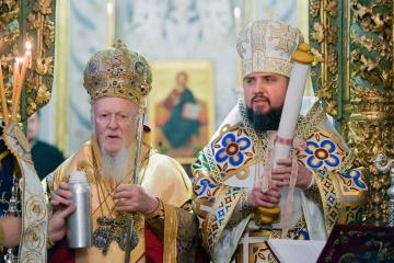 エピファニー首座主教:正義が回復され、ウクライナ正教会は成熟した