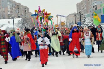 1月7日は、東方典礼のクリスマス