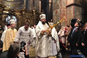 Intronizacja Epifaniusza odbędzie się w Soborze Sofijskim