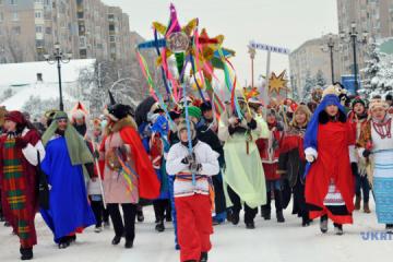 Cristianos orientales celebran la Navidad