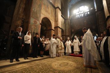 Порошенко закликає православні церкви світу визнати ПЦУ